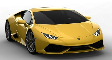 Lamborghini Huracán LP 610-4: ¡Velocidad máxima! en Latam Review | Cars Reviews and News | Scoop.it
