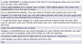 Virtium eduPLEX | Testimonials | Digital Portfolios and eLearning | Scoop.it