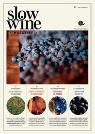 Finally... Slow Wine Magazine | Wines and People | Scoop.it