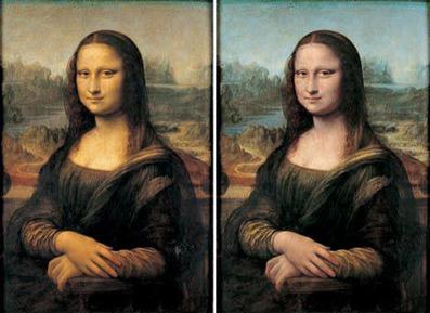 IL Y A 4 ANS...Cleaning Mona Lisa : l'iBook offre une beauté à l'oeuvre de Leonard de Vinci | Clic France | Scoop.it