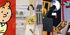 Hergé, Rembrandt, Magritte... Les expositions de la rentrée   Evénement, événementiel, salon, congrès, foire...   Scoop.it