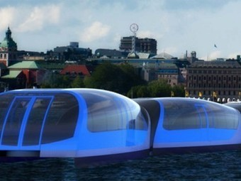 Could the next transit trend be water buses? - Treehugger   Urban Water Transportation - Ferries   Scoop.it