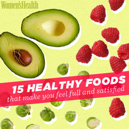 15 Healthy High-Fiber Foods That Make You Feel Full and Satisfied | Nutrition Today | Scoop.it