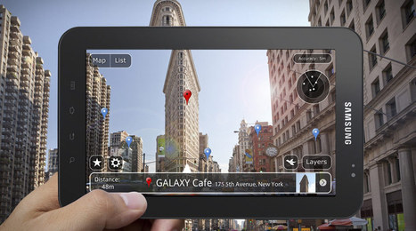 Augmented Reality in Samsung - Just Capture An Image to Reach Anywhere | Smartphones | Scoop.it