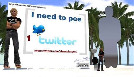 Teacher CPD in Second Life | Educators CPD Online | Scoop.it