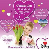 Fête des mères, gagnez des bons d'achat et une journée au Chateau des Vigiers pour 2 personnes   Coeur de Bastide de Ste Foy la Grande   Scoop.it