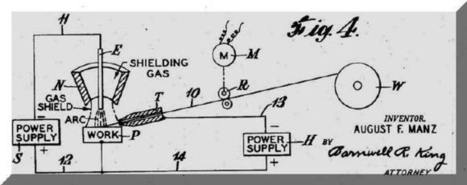 Untitled Document | History of TIG Welding | Scoop.it