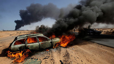 Good News »» Libya's Oil Industry Is in Trouble - Businessweek   Saif al Islam   Scoop.it
