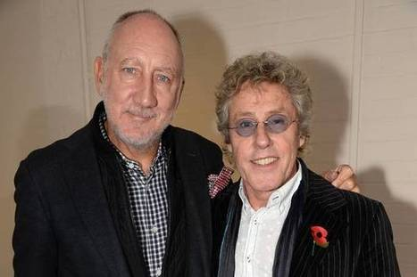 The Who to quit stage after 50th anniversary world tour | Book Review | Scoop.it