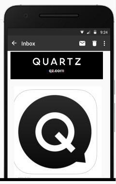 Quartz : l'actualité façon conversation en ligne | DocPresseESJ | Scoop.it