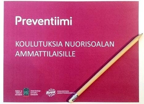 Nuoret, päihteet ja mielenhyvinvointi -verkkokoulutus 2 op - Preventiimi - Nuorisoalan ehkäisevän päihdetyön osaamiskeskus | Kuntoutus & päihteet | Scoop.it
