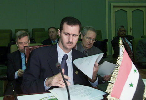 Bashar al-Assad has some thoughts on the English language | APHuG Culture | Scoop.it