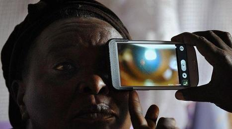 'Eye-Phone' For Sore Eyes In Kenya: Smartphone App Lets Doctors Bring Eye ... - Medical Daily | Licensed Optician | Scoop.it