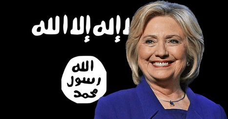 Video of Hillary Clinton meeting ISIS leader? Nah, it's a malware attack | Jeff Morris | Scoop.it