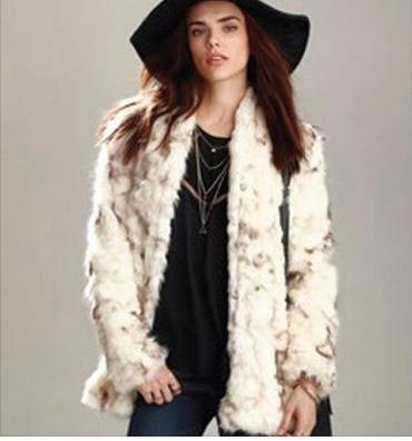 Precious fur coat- put it on your wish list! | Village Boutique | Scoop.it