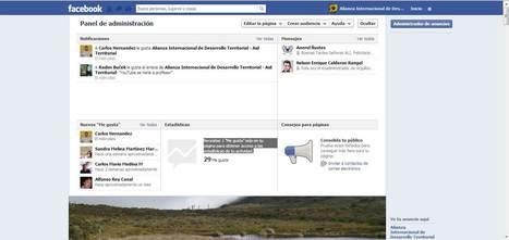 S.O.S @UrsulaSola: Necesito un Me Gusta más en mi página #AidTerritorial en #Facebook | Rpo... | Scoop.it