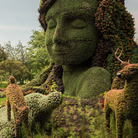 The Horticultural Art at the Montreal Botanical Garden ... - Artsnapper | Architecture and Sculptures | Scoop.it