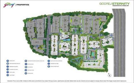 Godrej Eternity Prelaunch Project Kanakapura Road Bangalore | Regrob Real Estate | Scoop.it