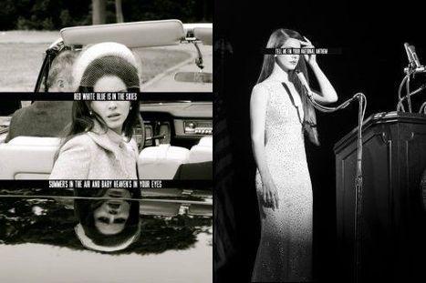 Lana Del Rey To Play Jackie Kennedy, A$AP Rocky Will Be JFK In ... | Lana Del Rey - Lizzy Grant | Scoop.it