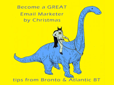 How To Become a GREAT Email Marketer By Christmas [Pictures] | Atlantic BT | Ecom Revolution | Scoop.it