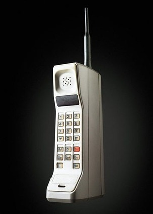 The Evolution of Mobile Phone Design (History:1980 to 2012).   Visual Culture in the Digital Age   Scoop.it