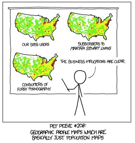 Bad Maps Are Everywhere These Days. Here's How to Avoid Being Fooled | Southmoore AP Human Geography | Scoop.it