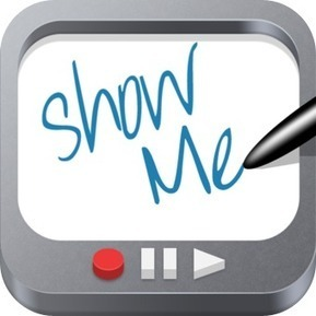 ShowMe Interactive Whiteboard | EdApps | Scoop.it