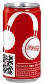 Coca-Cola se suma a Pepsi en el uso del QR | VIM | Scoop.it