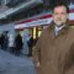 ¿Alguien ha visto hoy a Mariano Rajoy en la cola del INEM? | Partido Popular, una visión crítica | Scoop.it