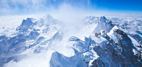 Into the death zone - Life and death on Mt. Everest - Elia Saikaly | NadaQueFacturar | Scoop.it