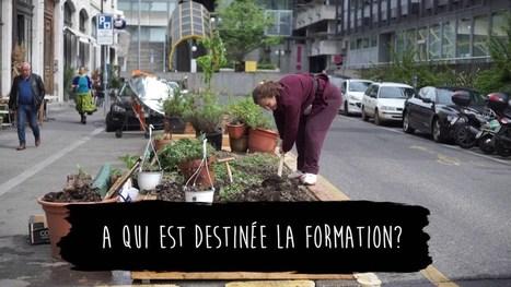 Formation Nature en ville | Confidences Canopéennes | ville et jardin | Scoop.it
