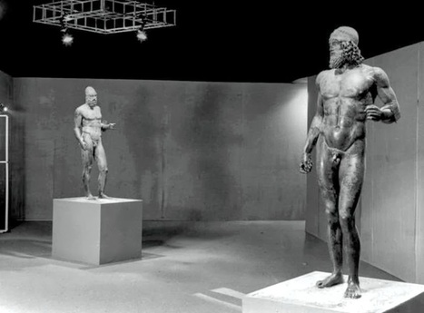 Riace Bronzes back home in Reggio Calabria Museum | Italia Mia | Scoop.it