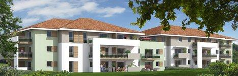 Nouveau programme immobilier neuf LES BALCONS DU DELTA à Ondres - 40440   L'immobilier neuf du Sud des Landes   Scoop.it