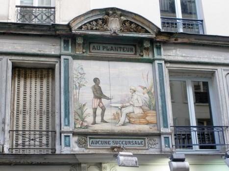 A Paris, faut-il retirer les fresques du temps des colonies ? | GenealoNet | Scoop.it