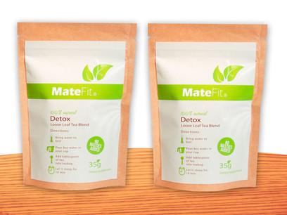 MateFit Detox 28 days | 100% Natural Weight Loss Teatox | Scoop.it