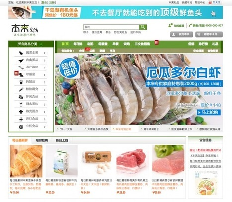 Shut Up About China Food Scares Already, BenLai is Changing It Up | City Camp - Food | Scoop.it