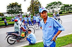 Cheaper Labour in Vietnam | Third World Countries and Manufacturing | Scoop.it