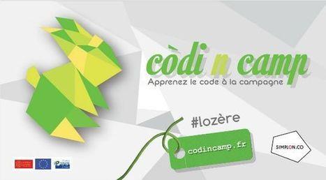 Ruralité : une école de développeurs web et mobile à Mende, en Lozère | Tiers-Lieux et synergies | Scoop.it