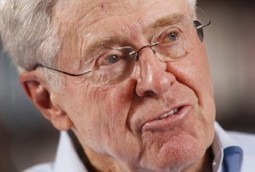 Charles Koch Claims Scrapping The Minimum Wage Would Be GOOD For Poor People | Government and Law: Ben Flinchbaugh | Scoop.it