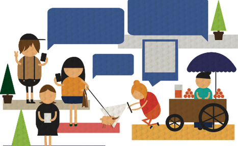 Why Bangkok is The Global Social Media Capital | Digital Journalism | Scoop.it