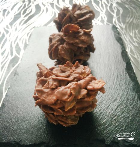 RECETTE DES ROSES DES SABLES AU CHOCOLAT AU LAIT | <3 Food | Scoop.it