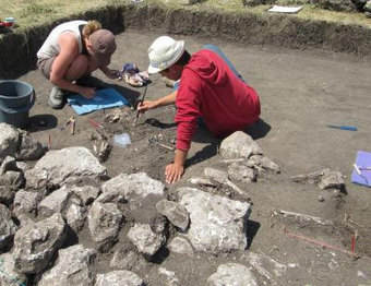 Massacre dating back 2,300 years in the Crimea | Archaeology News | Scoop.it