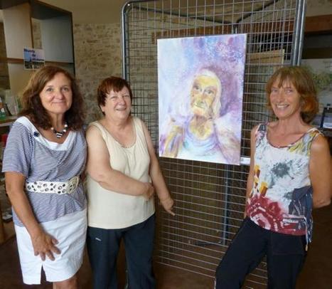 Murat-sur-Vèbre. Elles 2013 : dix artistes exposent | Archives | Scoop.it
