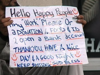 Auckland Council consider banning beggars - Opinion - NZ Herald Videos | Devloping Countries | Scoop.it