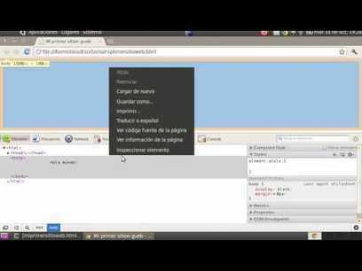 Tutorial HTML básico para bloggers con una pizca de SEO | CMS, joomla, wordpress | Scoop.it