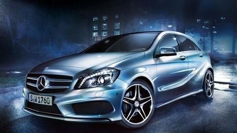 Mercedes se lance dans l'e-commerce - Ecommerce Magazine   eCommerce   Scoop.it