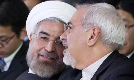 Hassan Rouhani faces growing criticism in Iran over nuclear talks | JessDeadyGeo200 | Scoop.it