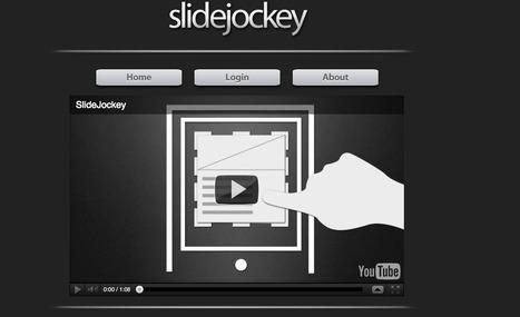 SlideJockey :: Home   Technology Ideas   Scoop.it