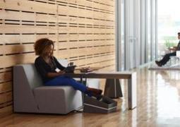 Turnstone Research Reveals Desire to Work in Lounge Postures | Human Factors Design | Scoop.it