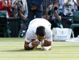 Hungry Djokovic will never get bored of winning Wimbledon | ROLAND GARROS | Scoop.it